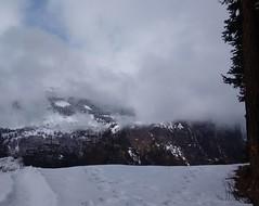 Y así fue que paseamos por las nubes :) #LeVillard #Alpes #France