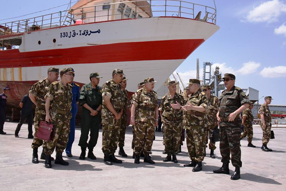 الصناعة البحرية العسكرية الجزائرية [ زوارق ] 27637300052_433538bb73_o