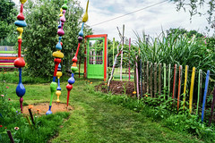 Les jardins Rocambole - Photo of Chanteloup