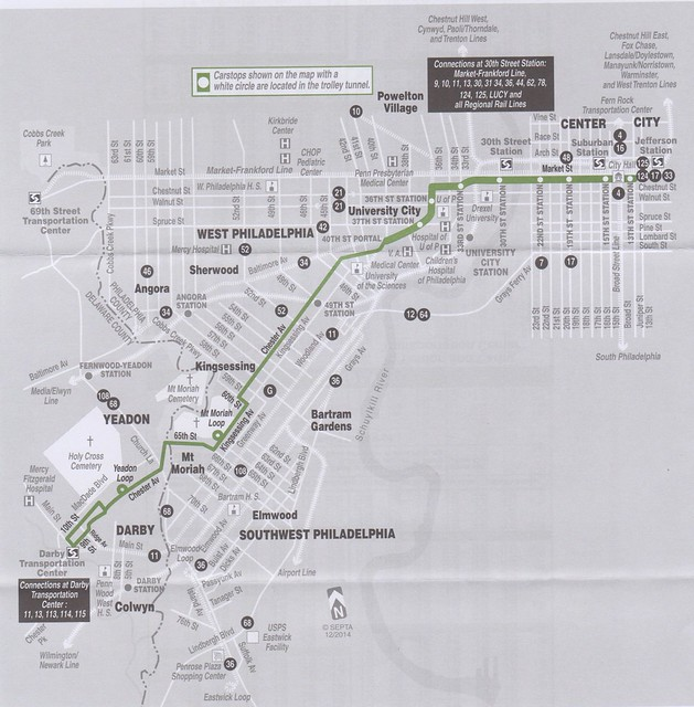 Trolley 13 Map 2015