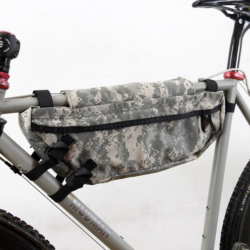 Jandd / Frame Pack Large / Digi Camo, Black - Above Bike Store Online