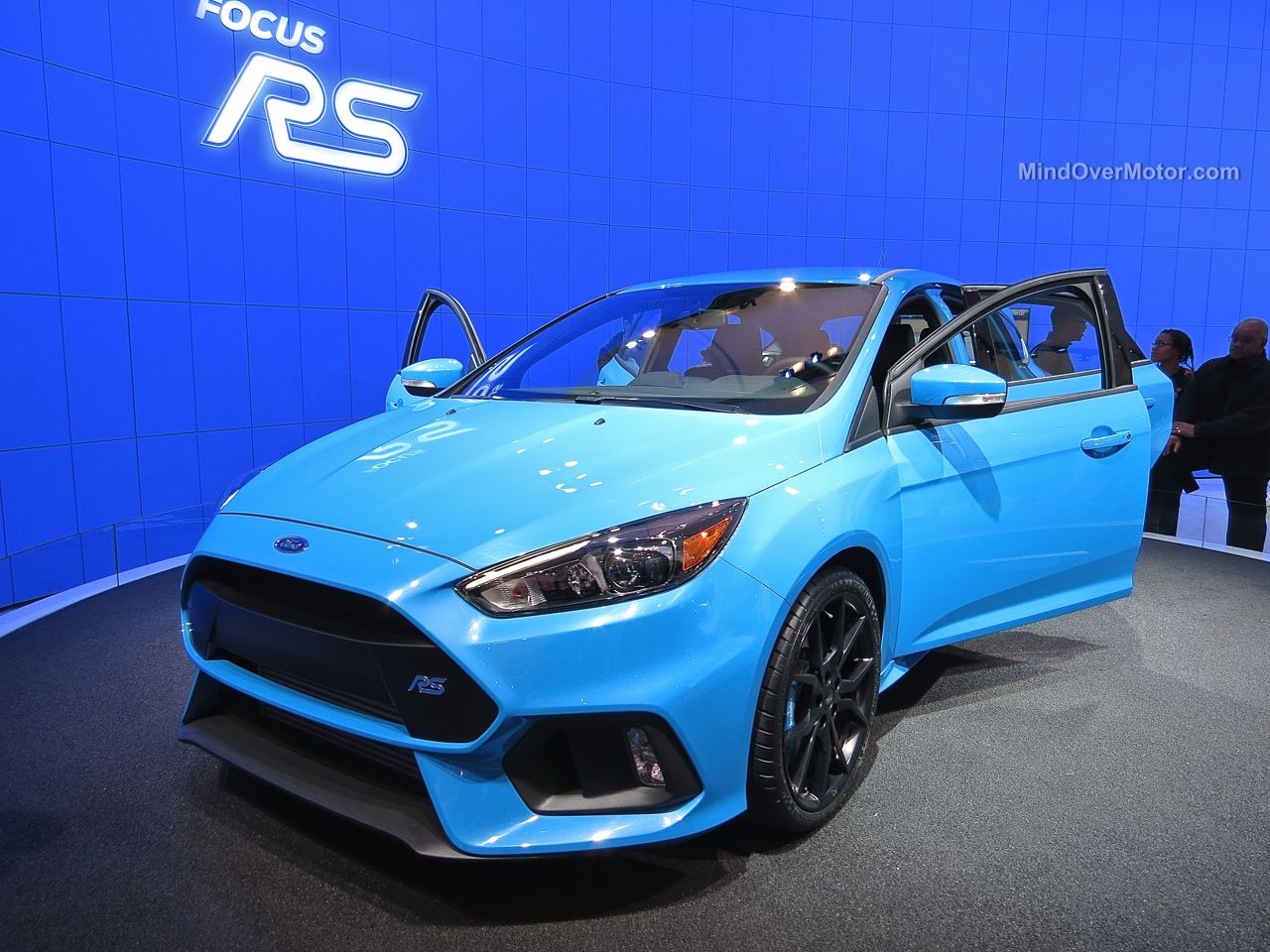 NYIAS 2015 Ford Focus RS
