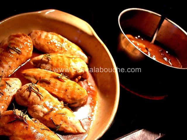 Blanc de Poulet aux Champignons à la Sauce Madère © Ana Luthi 005
