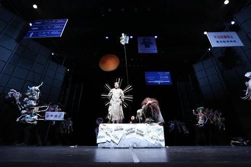 『天使バビロンに来たる』撮影:中島伸二