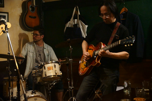 Apollo blues session, Tokyo, 16 Apr 2015. 244