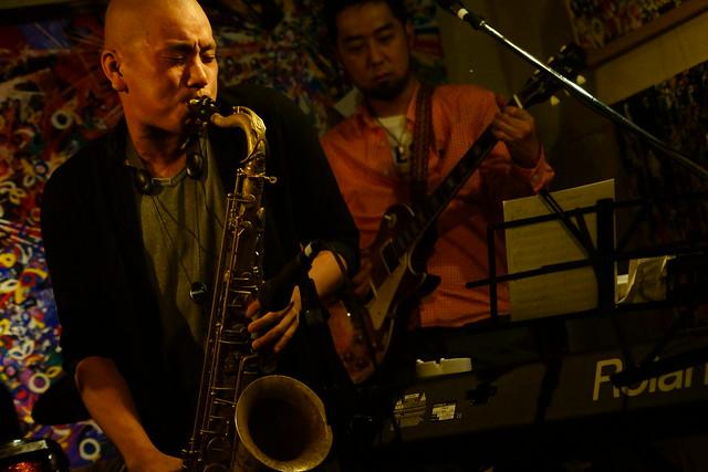 CLASSIC ROCK JAM at Cafe KICK, Tokyo, 23 Apr 2015. 302