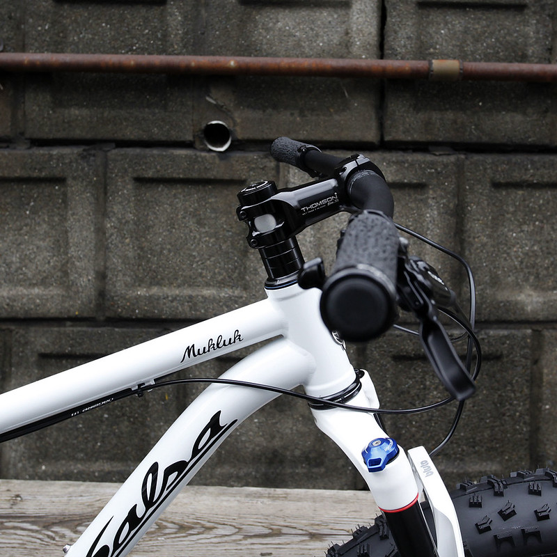 SALSA CYCLES / 15 MUKLUK TITANIUM / マクラク チタン
