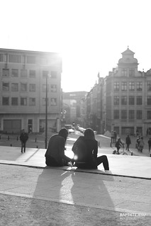 Sunny discussion