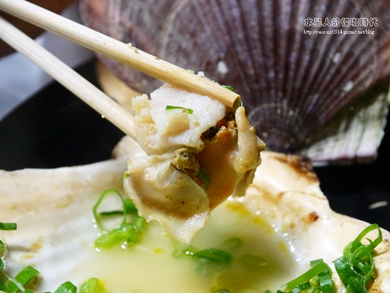 17180993488 23ff2080b6 b - 熱血採訪。台中龍井【第一青海鮮燒物】鮮蚵、風螺、蛤蜊、龍蝦、大沙母一次滿足,