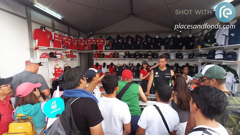 2015 f1 official merchandise shopping
