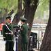 Tiananmen checkpoint