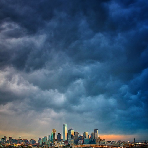 storm clouds landscape dallas cityscape reuniontower downtowndallas dallasskyline yahooweather lakecliffpark josephhaubert