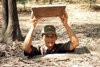 Tours and travels to Cu Chi tunnels