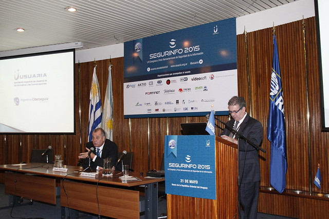 Segurinfo Uruguay 2015