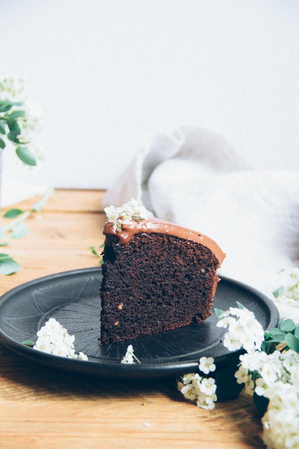 A Very Chocolate Mud Cake