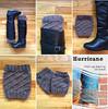 Free pattern Boot Cuffs