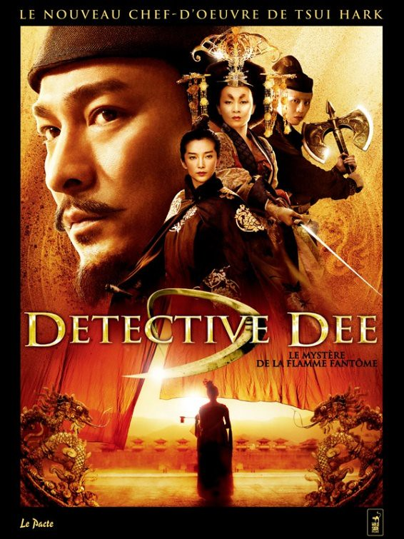 Detective Dee - Mystery of the Phantom Flame - Poster 9