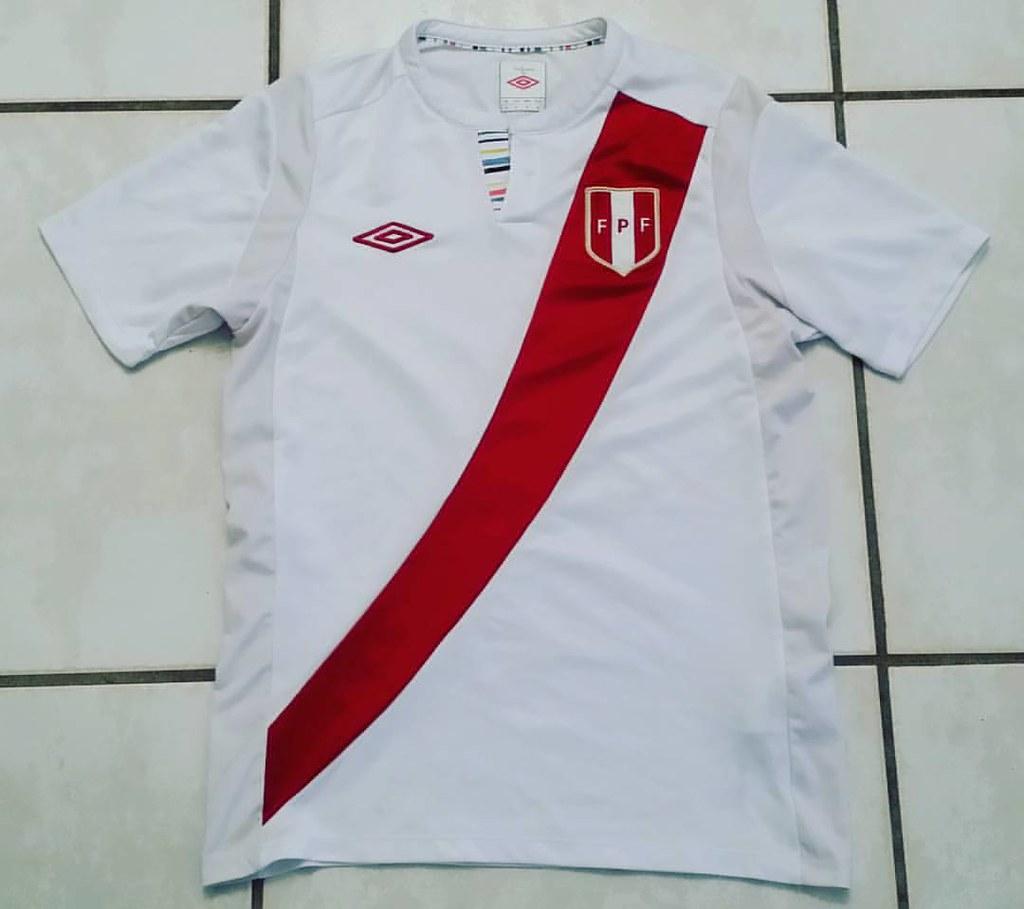 low priced 6de49 3ae62 UMBRO Peru National Team Soccer Jersey #peru#peruvian#lima ...