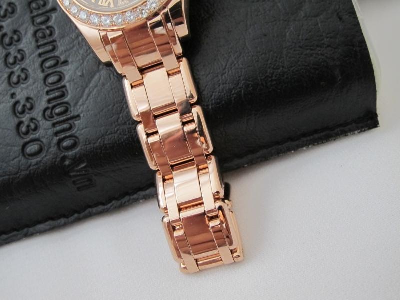 Bán đồng hồ Rolex datejust 80315 – Dòng Pearmaster – Vàng hồng – size 29mm