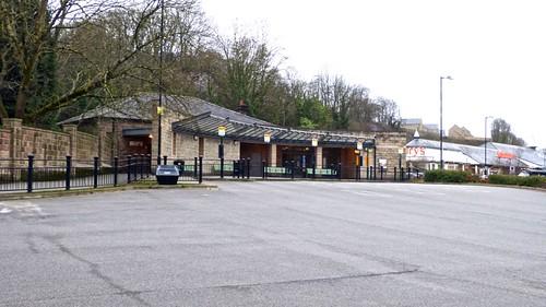 Matlock New Bus Station on Dennis Basford's railsroadsrunways.blogspot.co.uk