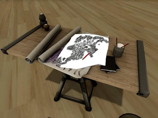 UWA - Waspland - UWA Lawrence Art  Gallery - A Scribble of Scratch