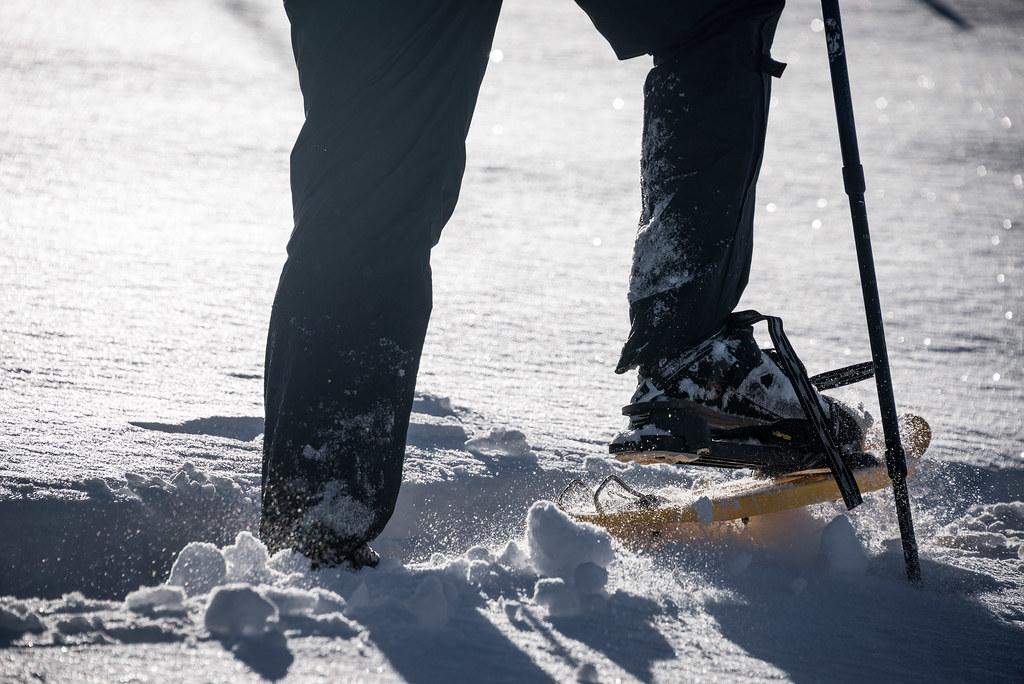 S'Kuppal Snowshoe Hike