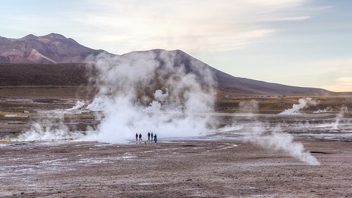 chile chili geyser geysir hdr altiplano calama sanpedrodeatacama antofagasta géiser photomatix tonemapped tonemapping geisersdeltatio