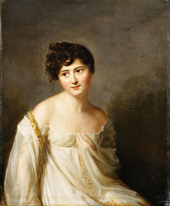 Firmin Massot - Juliette Récamier (1807)