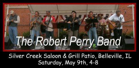 The Robert Perry Band 5-9-15