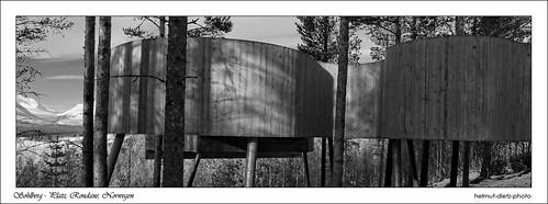 Harald Sohlberg Platz, Rondane, Norwegen, Inspiration für