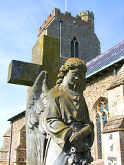 Dennington angel