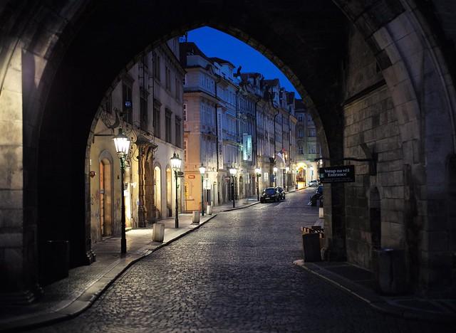Silent Prague