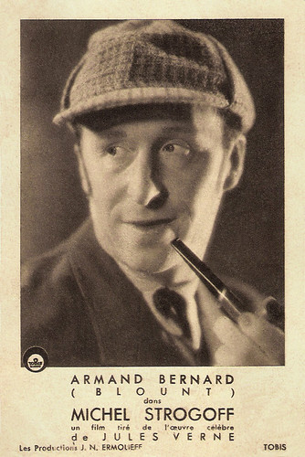 Armand Bernard in Michel Strogoff