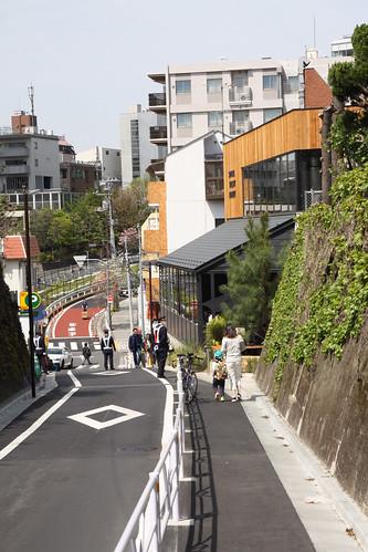 SPRING VALLEY BREWERY TOKYO の外観と内観