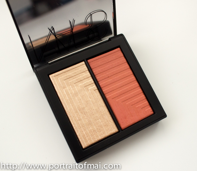 nars dual intensity blush frenzy (2 of 2)
