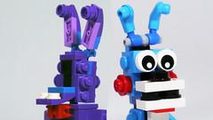 LEGO FNAF: Something Old & Something New