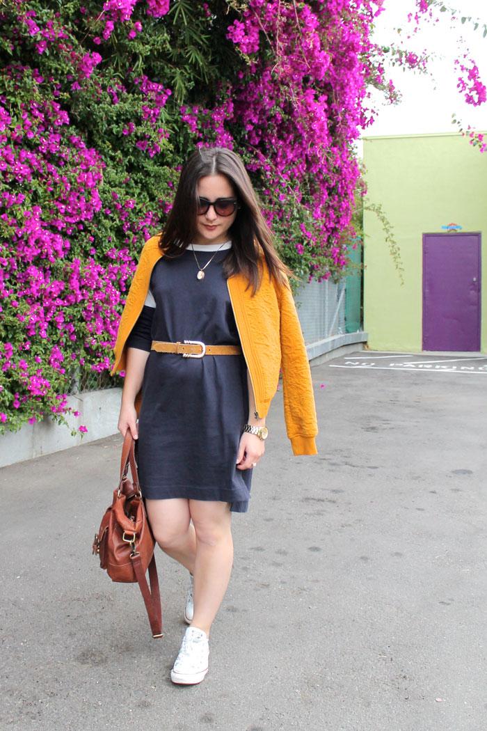 preppy spring outfit idea
