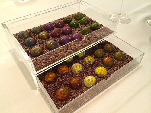 Unique origins chocolate bonbons