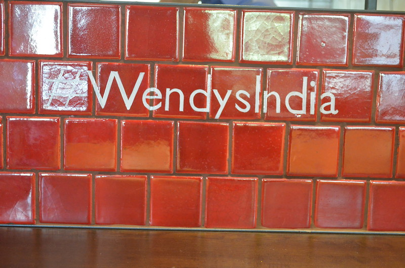 WENDY'S - NOW IN INDIA (GURGAON)