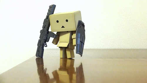 Danboard Weapon