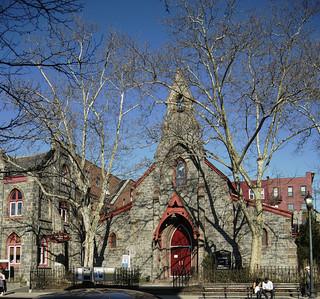 Hoboken Episcopal Church