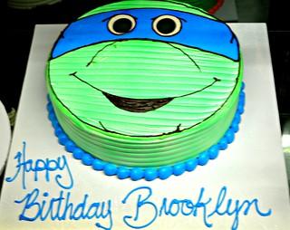 HAPPY BIRTHDAY BROOKLYN