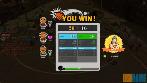 FreeStyle 2 Street Basketball