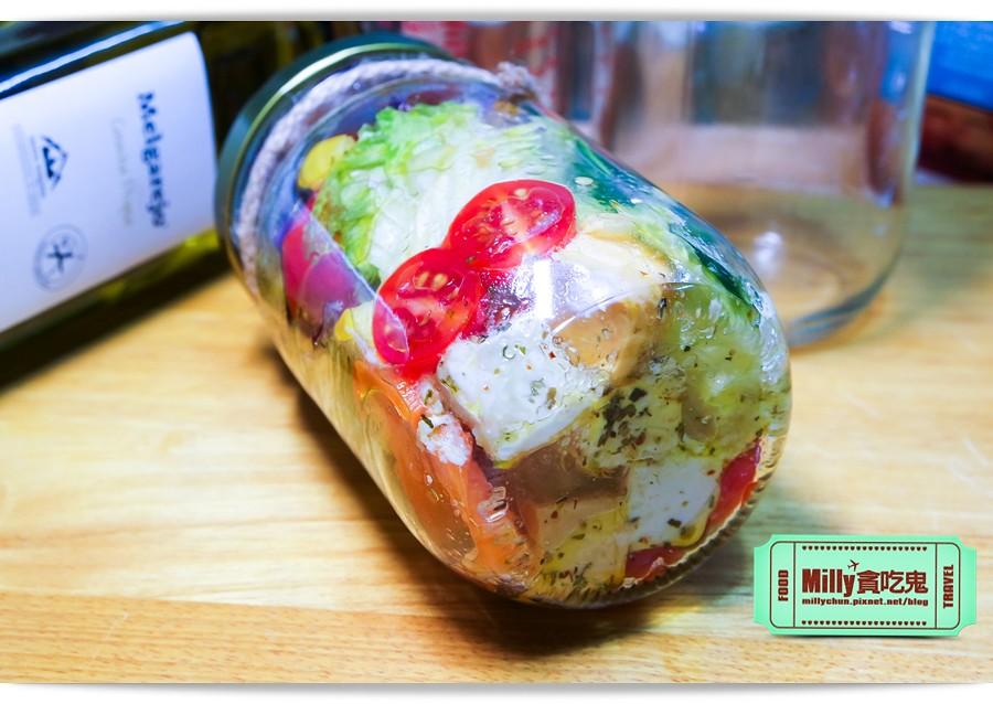 西班牙梅爾雷赫橄欖油x玻璃罐沙拉0020