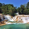 The #waterfalls of Agua Azul in #Chiapas , #Mexico