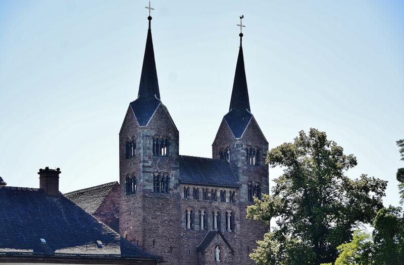 Carolingian Westwork