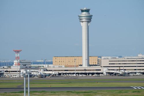Haneda Tokyo International Airport 01