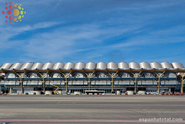hotéis próximos do aeroporto de Madri