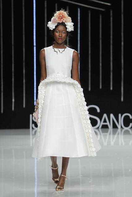 Isabel Sanchis - Barcelona Bridal Week