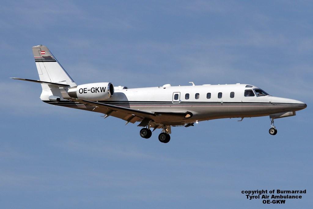 OE-GKW - ASTR - Tyrol Air Ambulance